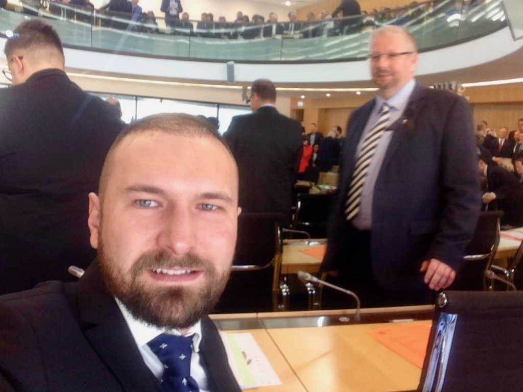 Konstituierende Sitzung des 20. Hessischen Landtages